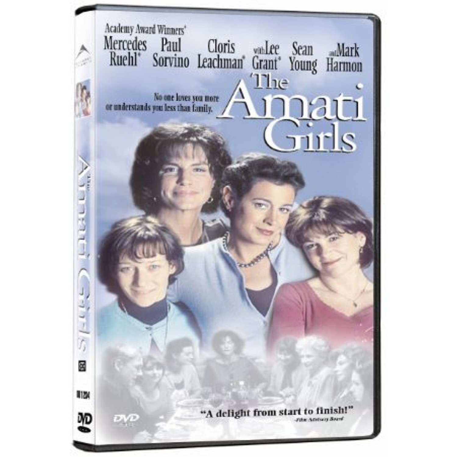 The Amati Girls [DVD] (2001) DVD