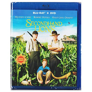 Secondhand Lions (Blu-ray / DVD)