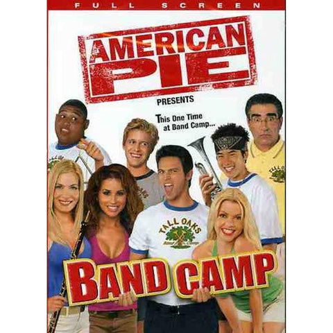 American Pie Presents:Band Camp (Rated Full Screen)