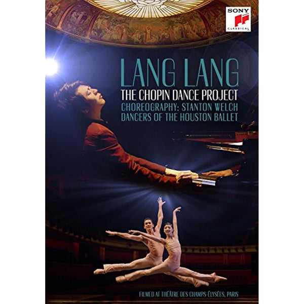 The Chopin Dance Project [Blu-ray]