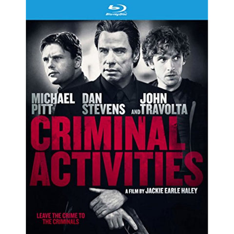 Criminal Activities [Blu-ray]