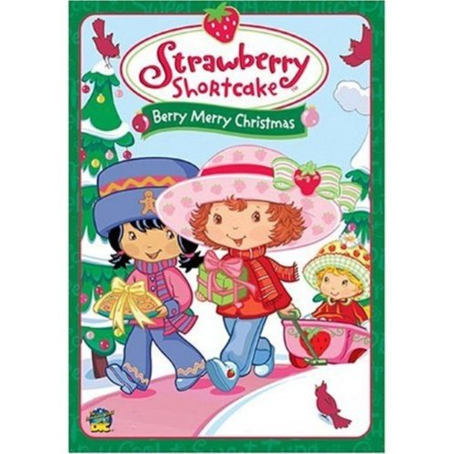 Strawberry Shortcake: Berry Merry Christmas [DVD]