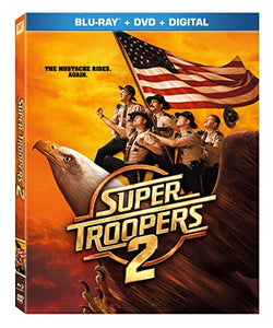 Super Troopers 2 [Blu-ray]