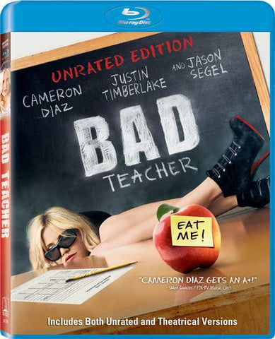 Bad Teacher (Unrated Edition) [Blu-ray]