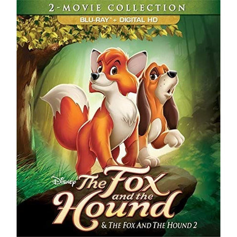 The Fox And The Hound [Blu-ray]