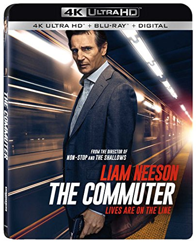 The Commuter [4K + Blu-ray]