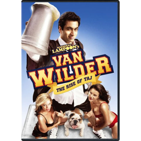 Van Wilder - The Rise of Taj