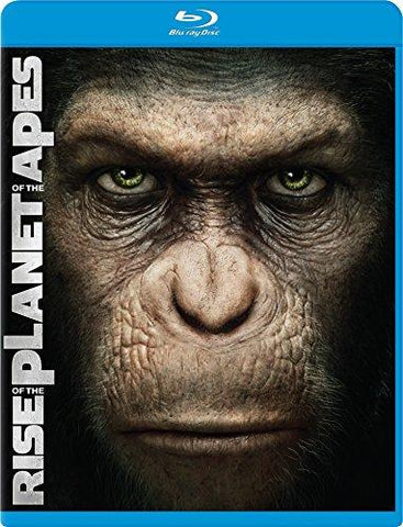 Rise of the Planet of the Apes (Two-Disc Edition Blu Ray + DVD) [Blu-ray]