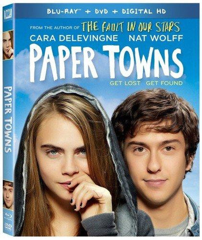 Paper Towns Blu-ray