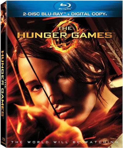 The Hunger Games [Blu-ray] [2012]