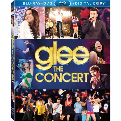 Glee: The Concert Movie (Blu-ray/DVD)
