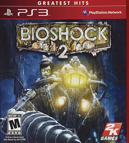Bioshock 2 Greatest Hits PS3