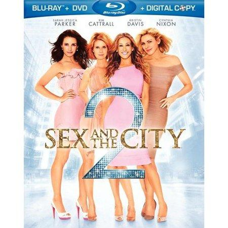 Sex And The City 2 (Blu-ray + Standard DVD)  (Widescreen)