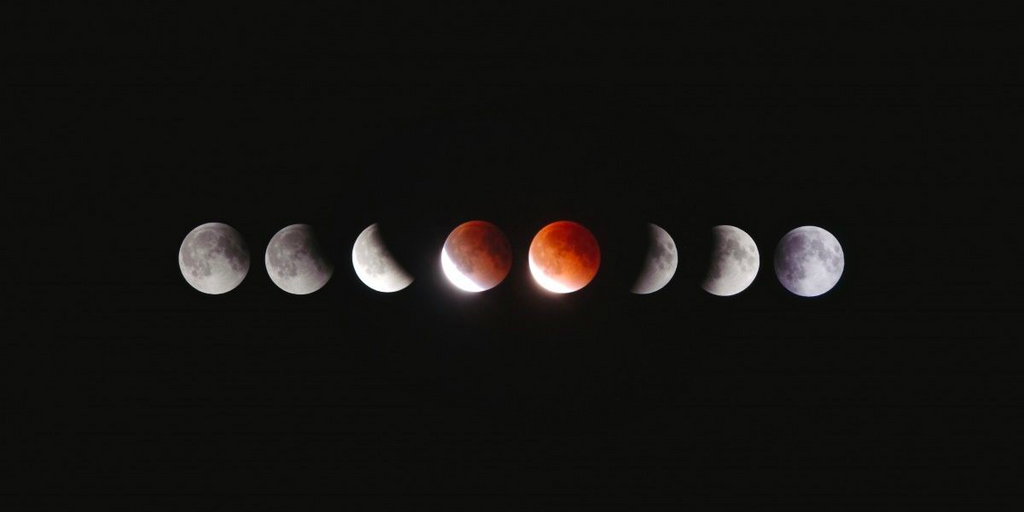 Wolf Moon + Lunar Eclipse: January 20th, 2019