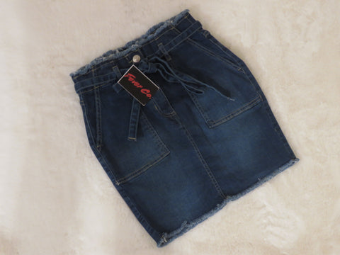 """The Weekend"" Denim Skirt"