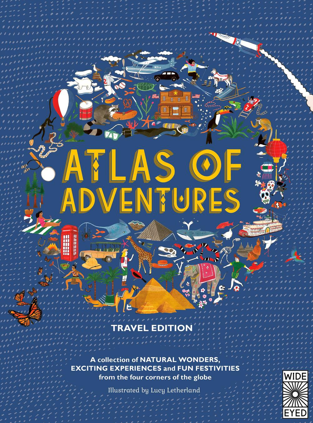 Atlas of Adventure Travel Edition
