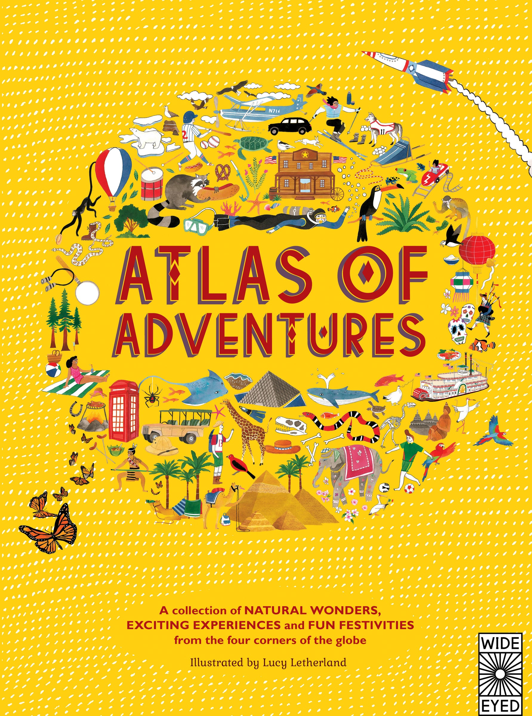 Penguin Books Atlas of Adventures
