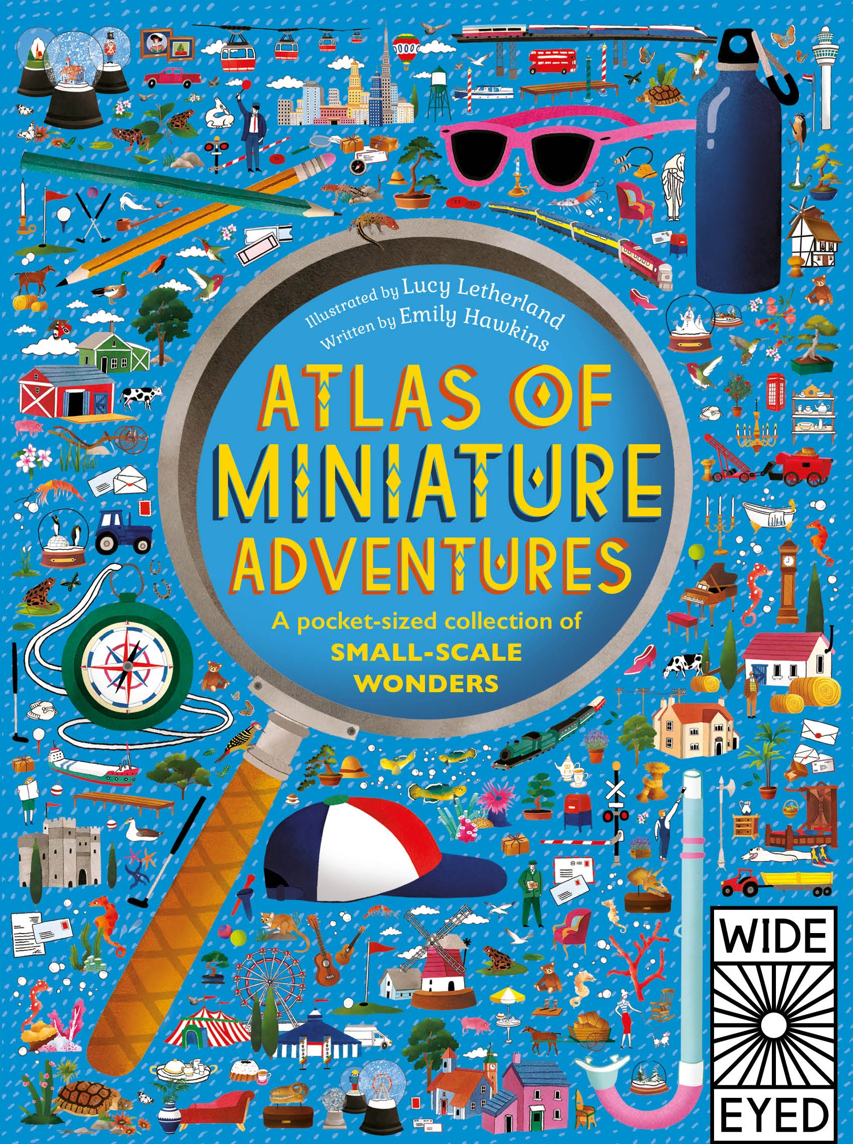 Atlas of Miniature Adventures available at Little Mash