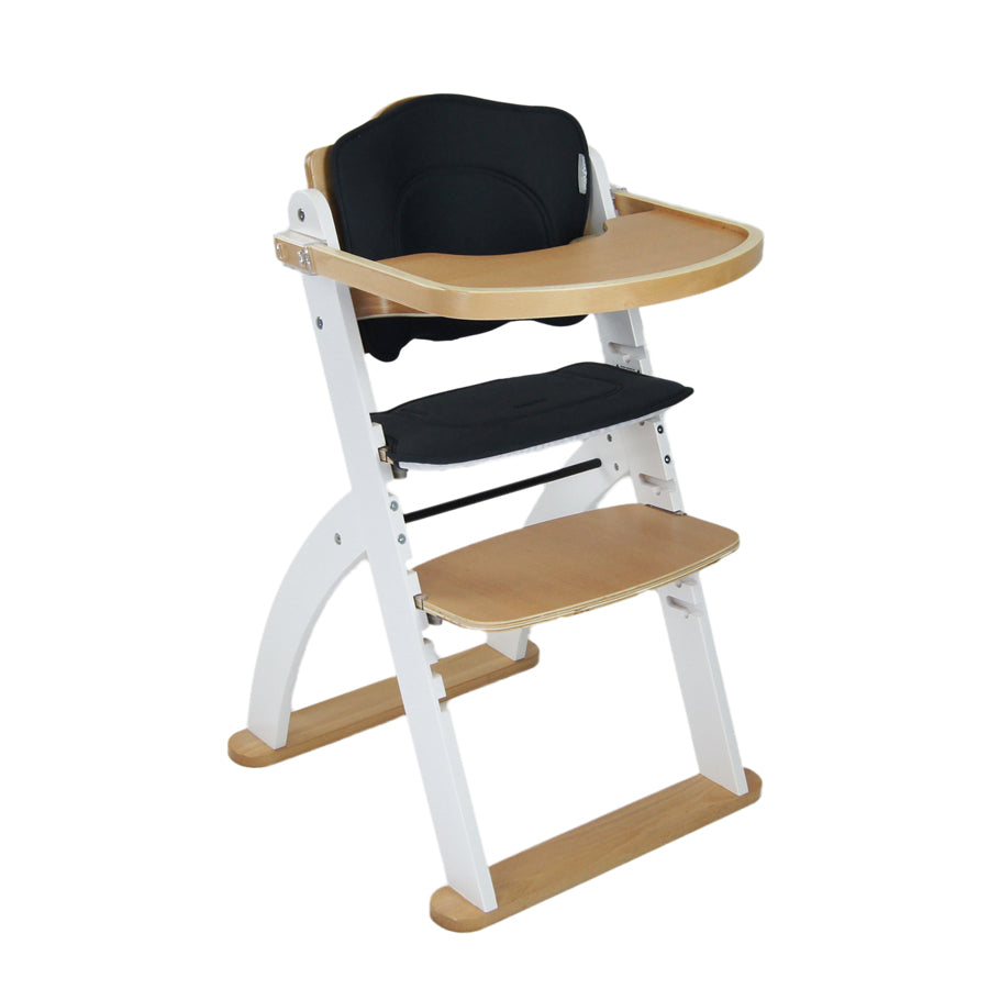 Babyhood Kaylula Ava White High Chair available at Little Mash