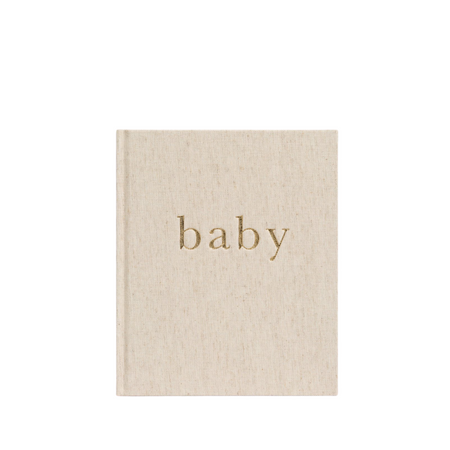 Baby, First Year of You Journal by Write To Me