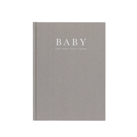 Baby Journal, the first five years by Write To Me