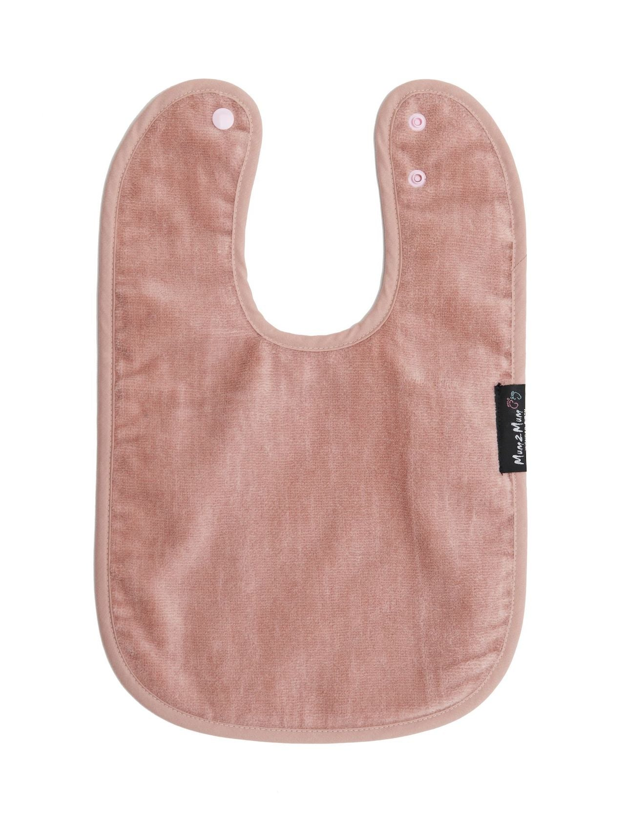 Wonder Bib Dusty Pink