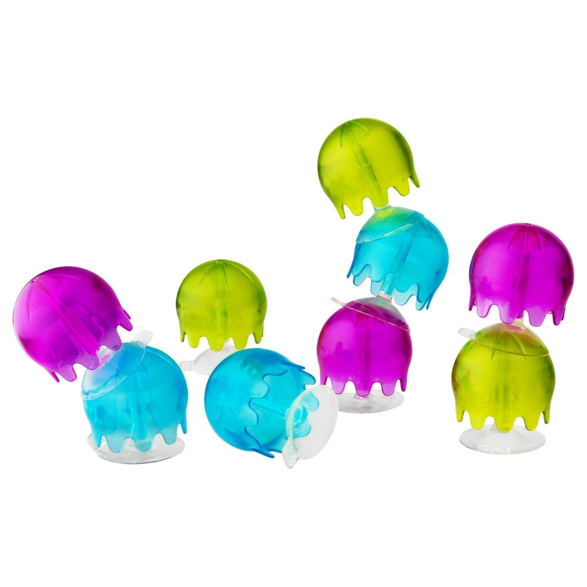 Jellies Suction Cup Bath Toys by boon