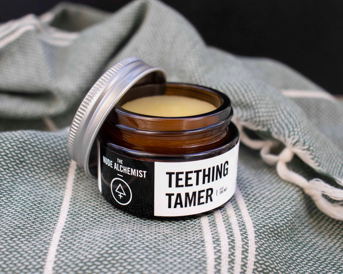 The Nude Alchemist Teething Tamer