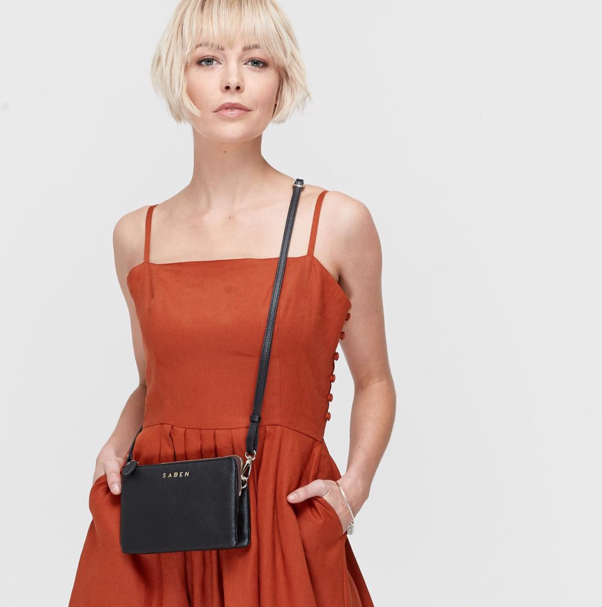 Tilly Crossbody by Saben