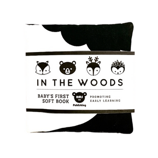In the Woods Fold Out Book