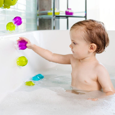 Jellies Suction Cup Bath Toys
