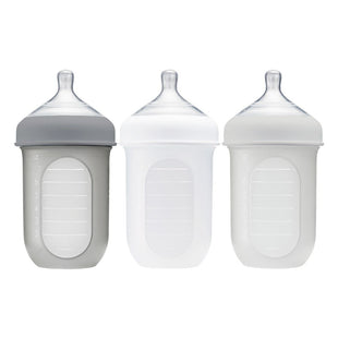 8oz Silicone Bottle | 3 Pack