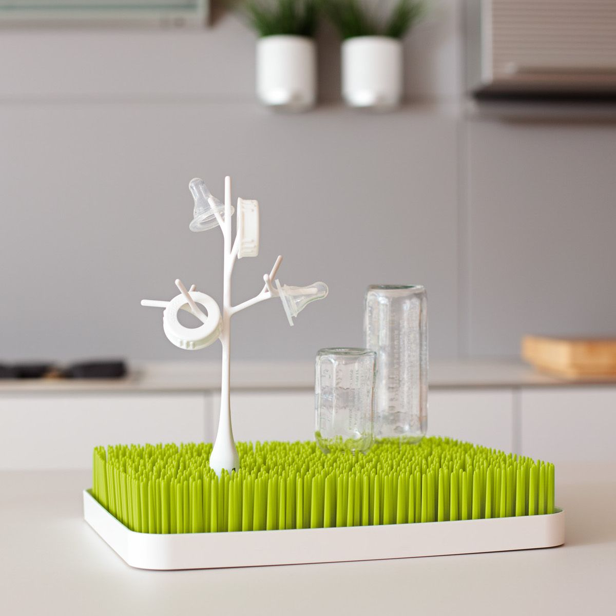 White Drying Rack Twig