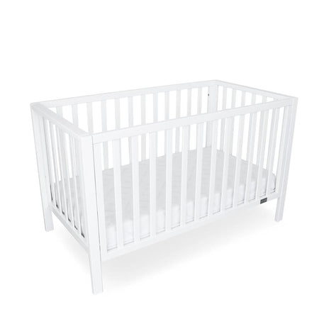 White Lulu Cot by Babyhood available at Little Mash