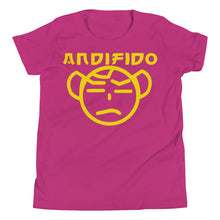 Load image into Gallery viewer, Youth Yellow TM Tee - Andifido