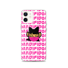 Load image into Gallery viewer, ANDIGIRL Pink Repeat Mask iPhone Case - Andifido