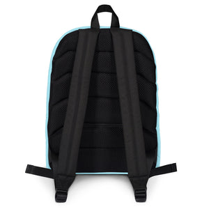 Light Blue Nerd Backpack - Andifido