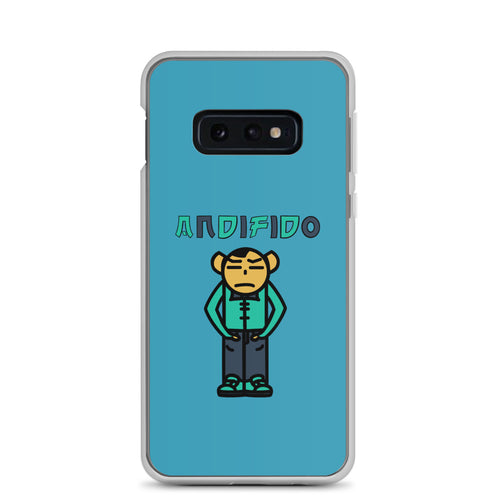 ANDIFIDO Blue/Green Samsung Case - Andifido