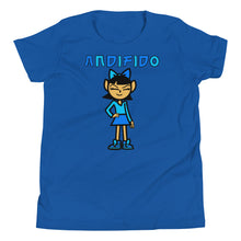 Load image into Gallery viewer, ANDIGIRL Ocean Youth Tee - Andifido