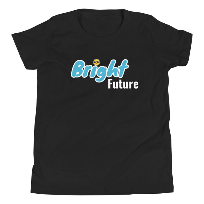 Youth Black Bright Future Tee - Andifido