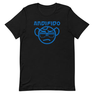 Blue Nerd Tee - Andifido