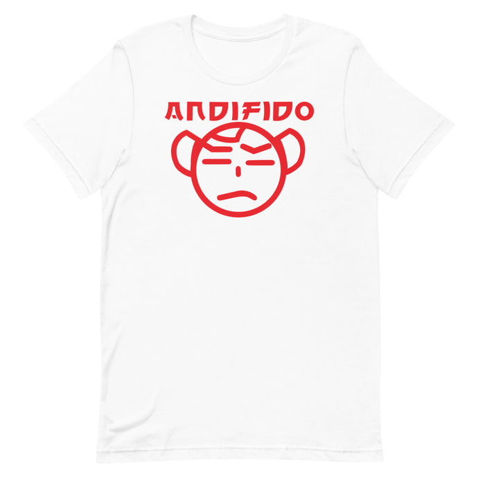 Red TM Tee - Andifido