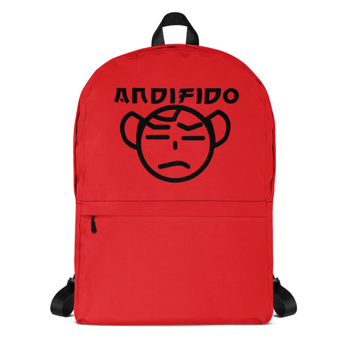 ANDIFIDO Red TM Backpack - Andifido