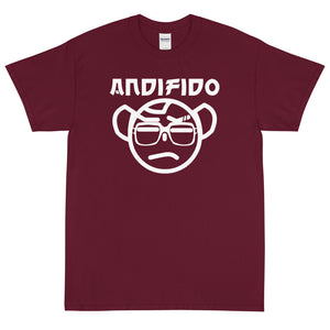 White Nerd Tee - Andifido
