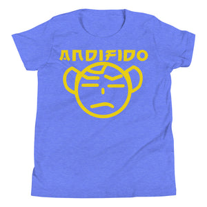 Youth Yellow TM Tee - Andifido