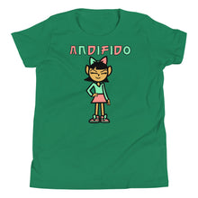 Load image into Gallery viewer, ANDIGIRL Watermelon Youth Tee - Andifido
