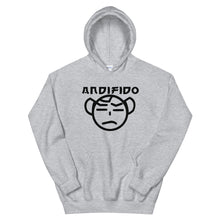 Load image into Gallery viewer, ANDIFIDO Black TM Hoodie - Andifido