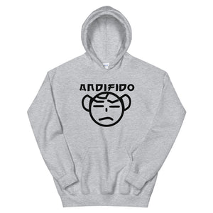 ANDIFIDO Black TM Hoodie - Andifido