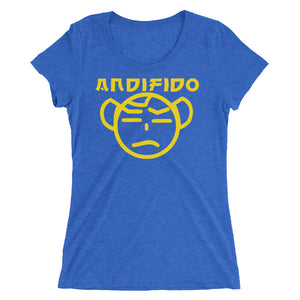 Yellow TM Ladies' Tee - Andifido