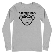 Load image into Gallery viewer, Black TM Unisex Long Sleeve Tee - Andifido